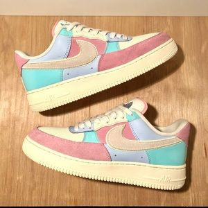 Nike Air Force 1 Low Easter '18 'Spring Patchwork'